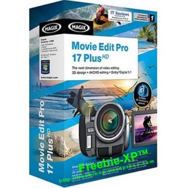 MAGIX Movie Edit Pro 17 Plus HD | Edukasi Teknik Sipil